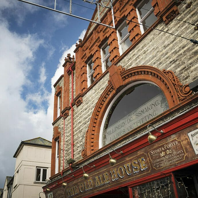 The Old Ale House, Truro