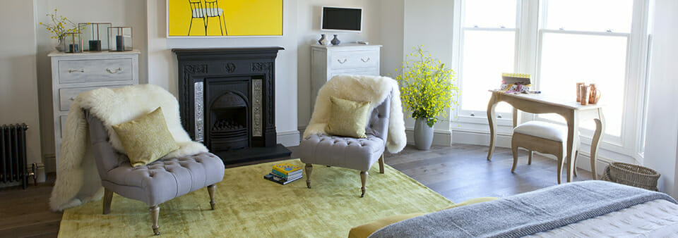 Hops and Camellias features on Houzz: 10 shifts in attitude that will help create a better home