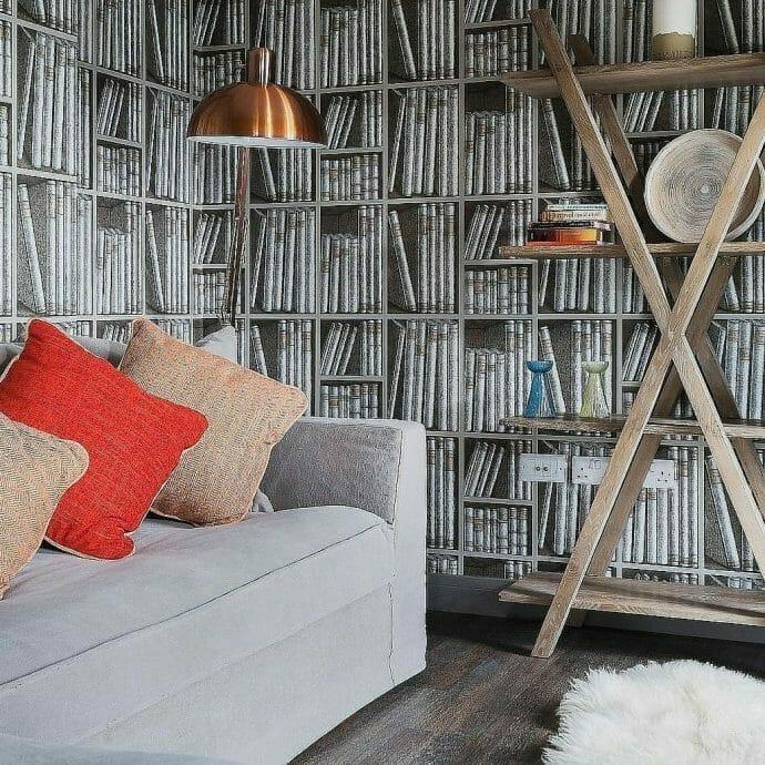 Stylish wallpaper
