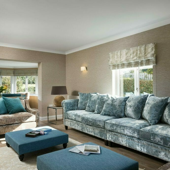 Interior Design in Polzeath Luxury Sofas