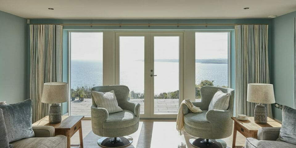 Interior Design In Cornwall Bespoke Curtains