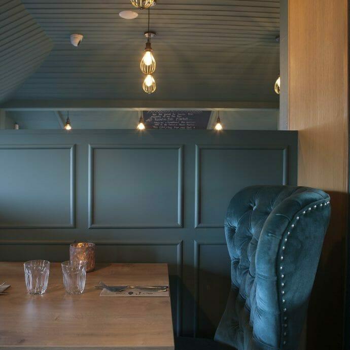 Restaurant Interior Design Service Little Greene Paint Furniture
