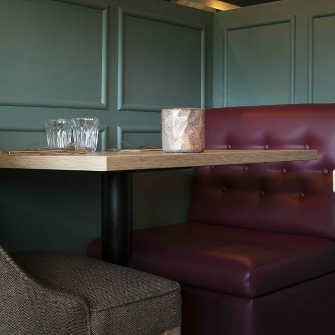 Restaurant Interior Design Little Greene Paint
