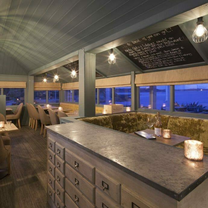 Restaurant Interior Design Bespoke Seating Little Greene Paint