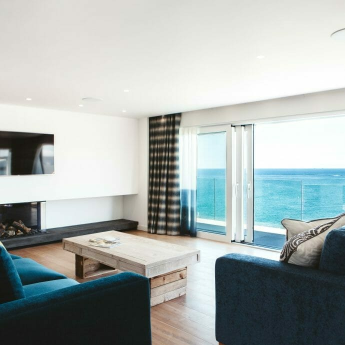 Courtenay House Fistral Beach