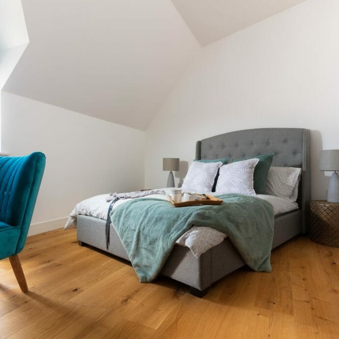Show Home St Ives Bedroom design