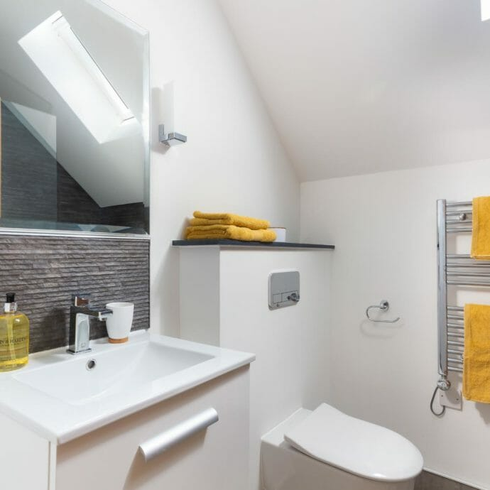 Show Home St Ives Bathroom