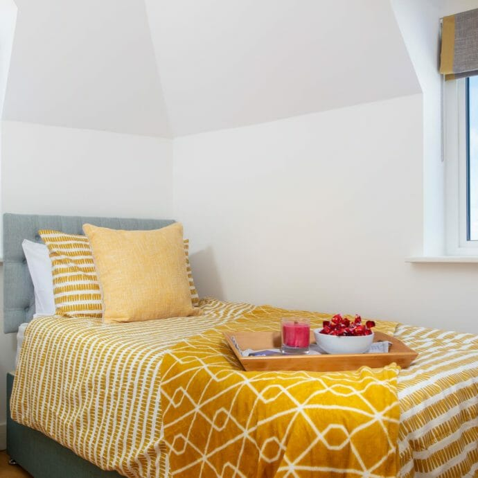 Bedroom Design St Ives Cornwall