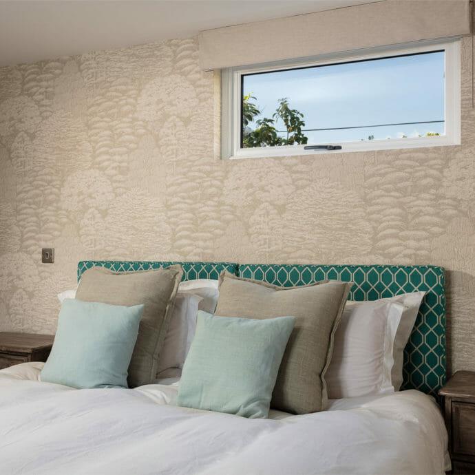 Guest Bedroom Interior Design Cornwall