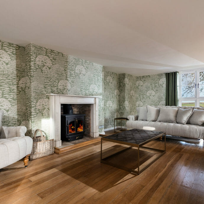Living Room Design Cornwall